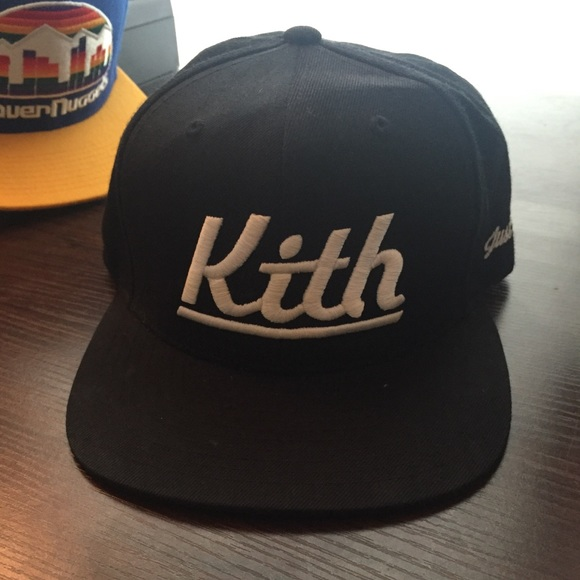 ade0958f Kith Accessories | Rare Nyc Just Us Snapback Hat | Poshmark
